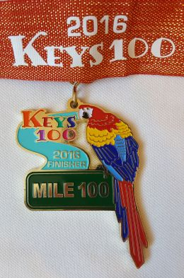 2016 Finisher Medal